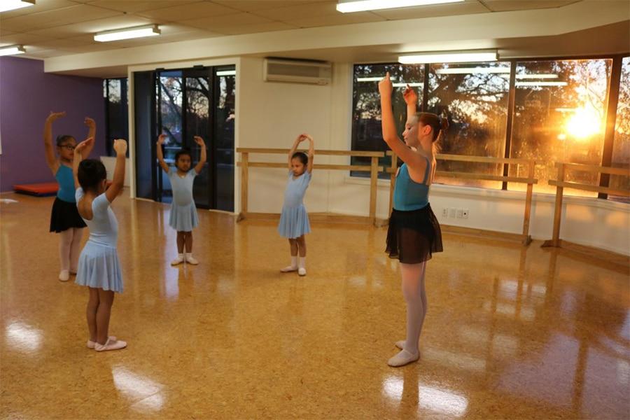babyballet classes Auckland