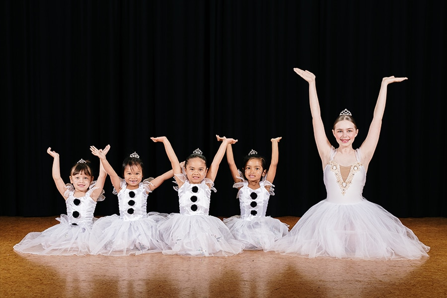 babyballet classes Auckland
