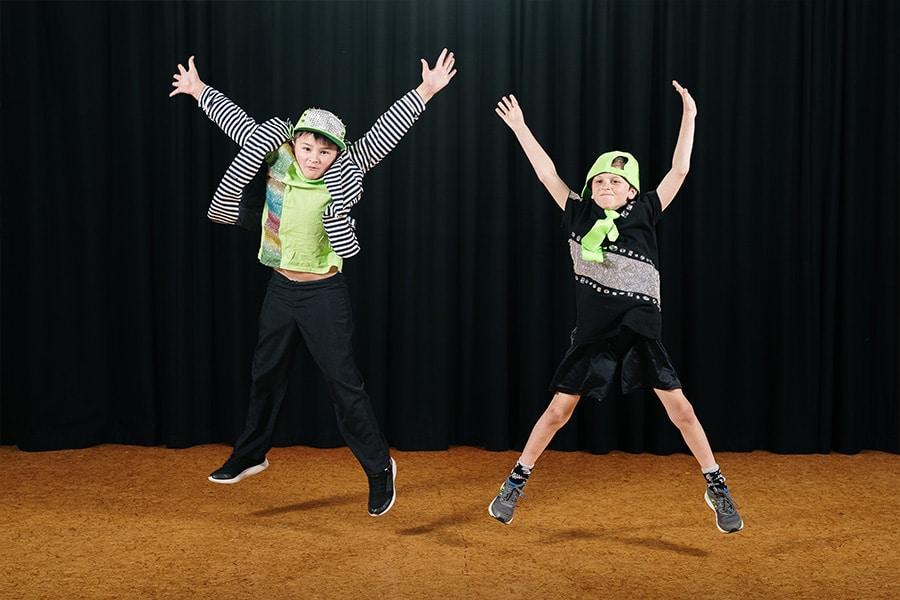 Boys Dance Classes South Auckland