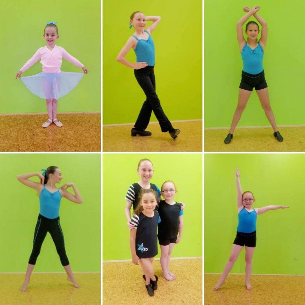 taking more dance classes