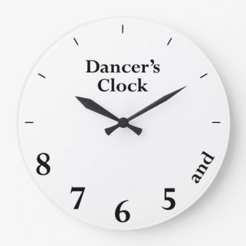 7 Reasons To Be On Time (Or Early) For Your Dance Class